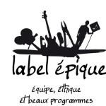 Logo en-tête Label Epique